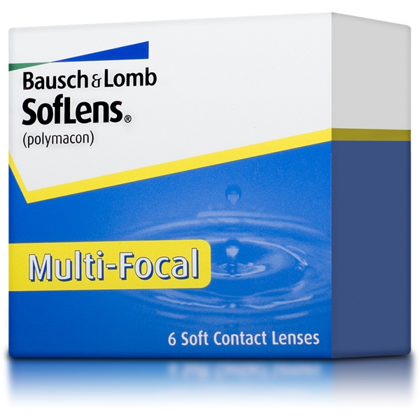 SofLens Multi-Focal 6 pack