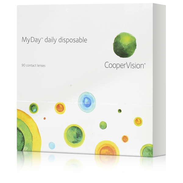 MyDay 90pk contact lenses