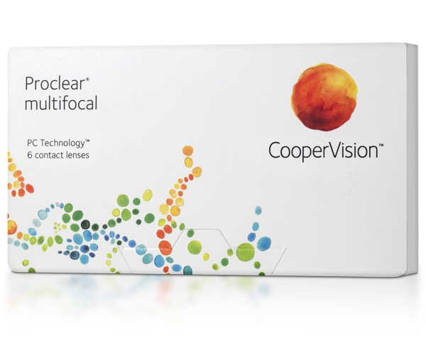 Proclear Multifocal (6 pack)