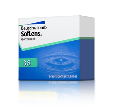 SofLens 38 (Optima FW) 6 pack