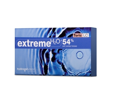Extreme H2O 54% Toric LC