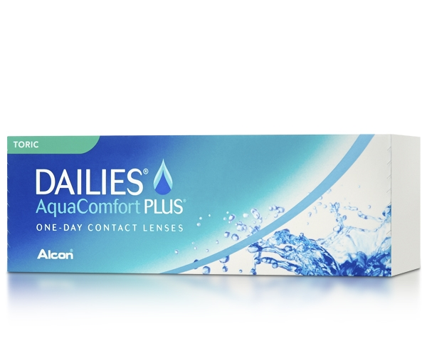 DAILIES AquaComfort Plus Toric (30 pack)