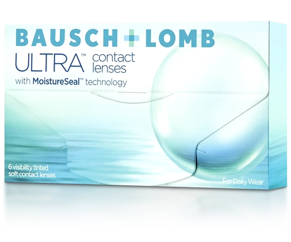 Bausch and Lomb Ultra Contact Lenses