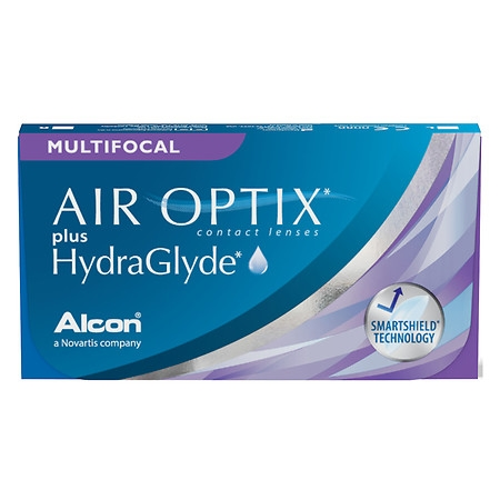 Air Optix HydraGlyde Multifocal 6 Pack Contacts