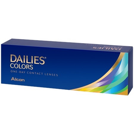 Dailies contact lenses